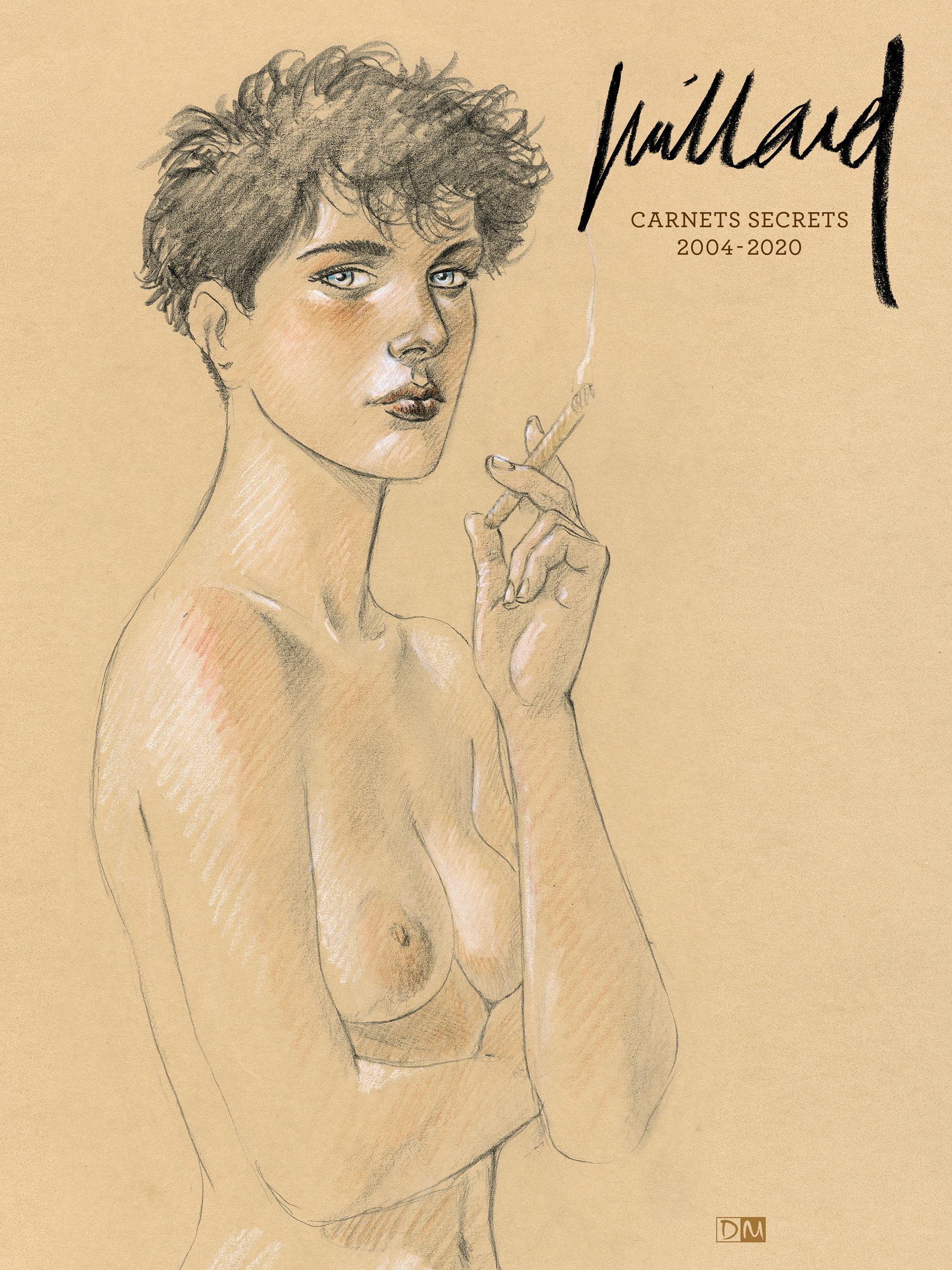 Carnets secrets <br> (2004 – 2020) - André Juillard - Couverture