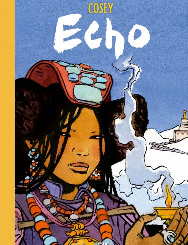 Echo - Cosey - Couverture