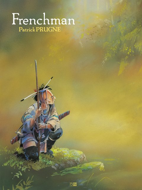 Frenchman - Patrick Prugne - Couverture