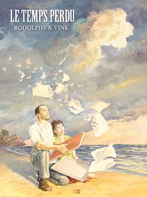 Le Temps perdu - Rodolphe - Vink - Couverture