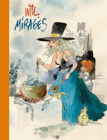 Mirages - Will - Couverture